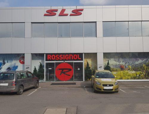 SLS Rossignol – демонтаж, доставка и монтаж чилър