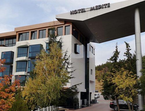 Централна климатизация на Спа хотел Медите – гр. Сандански