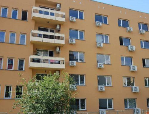 Доставка и монтаж на климатична техника в общежития Оряхово