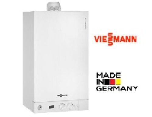 Газови кондензни котли Vitodens 100-W