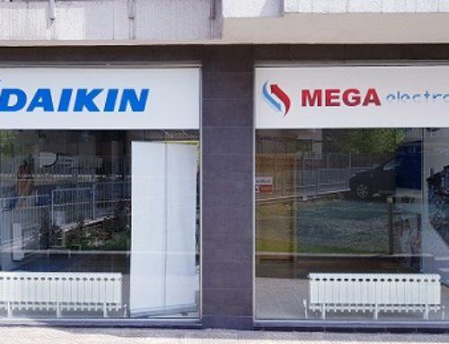 Първият шоурум на Мега Електроникс отвори врати в град София