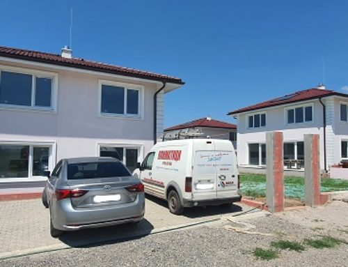 Изграждане на система за отопление, охлаждане и БГВ на еднофамилни къщи в с. Войнеговци, област София