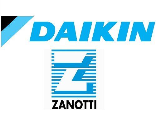 Обединение в хладилните решения – ZANOTTI и DAIKIN