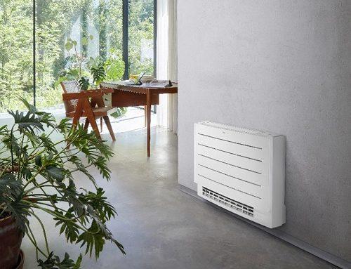 Оптимален комфорт на отопление с новият подов климатик Perfera на Daikin