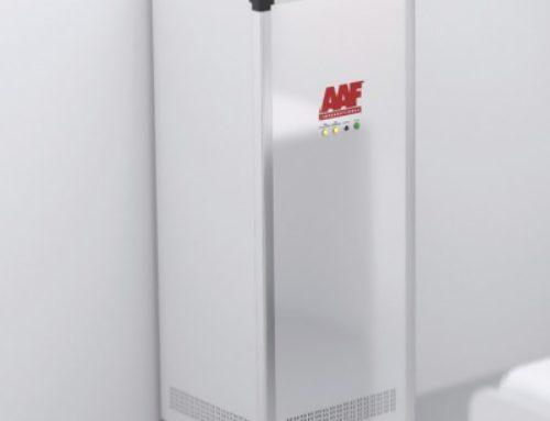 AAF AstroPure 2000 – новият въздухопречиствател на Daikin за намаляване възможните рискове от предаването на SARS-CoV-2 в търговски помещения