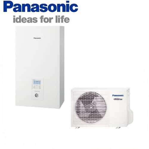 Термопомпена система Panasonic  WH-SDC03H3E5/WH-UD03HE5