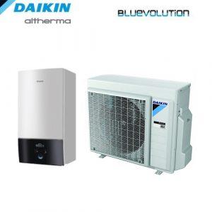 Термопомпа Daikin Altherma 3 R - EHBX04EA6V/ERGA04EAV3 - 4KW