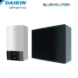 Термопомпа Daikin Altherma 3H HT ETBH16D6V/EPRA14DV3 - 14KW