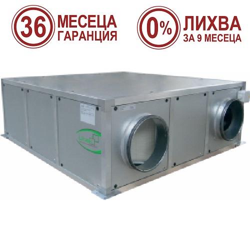 Рекуператор Duo – ED H 2 750m³/h