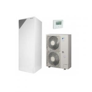 Термопомпа Daikin Altherma ERLQ016CV3/EHBX16CB9W отопление и охлаждане