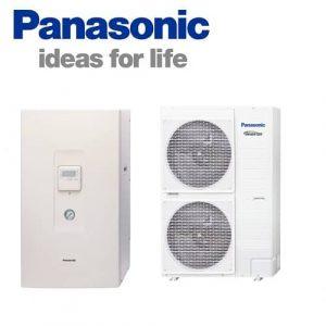 Термопомпена система Panasonic  WH-SHF09F3E5/WH-UH09FE5