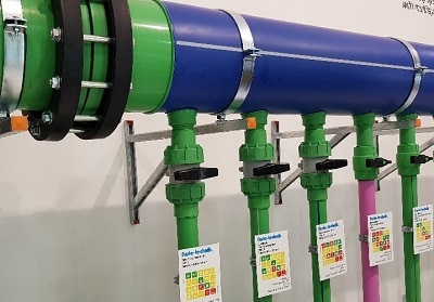 ppr pipe colector