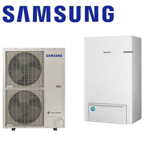 Термопомпена система SAMSUNG AE160JNYDEH/AE120JXEDEH