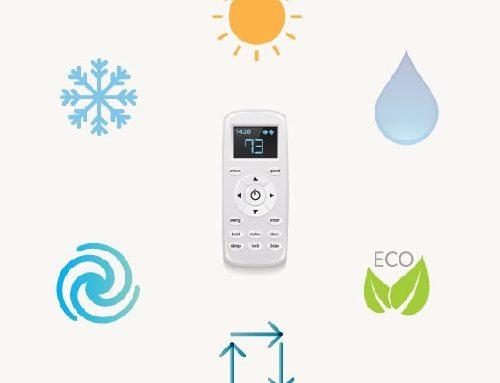 Полезни съвети за правилни настройки на климатика при охлаждане и отопление