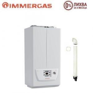 Газов двуконтурен кондензен котел Immergas VICTRIX OMNIA - 25KW