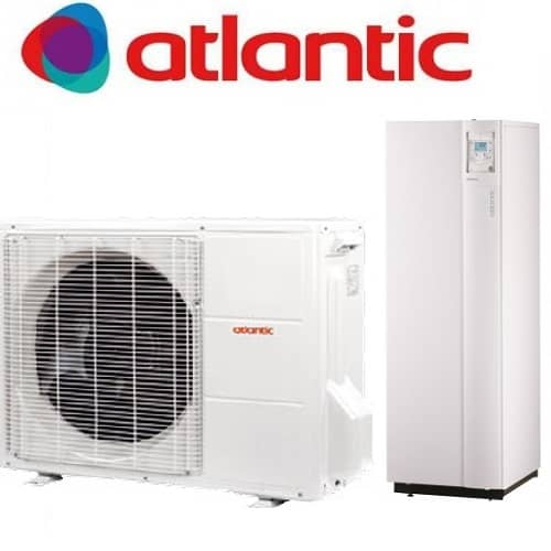 Термопомпена система Atlantic ALFEA DUO GAS 16Т