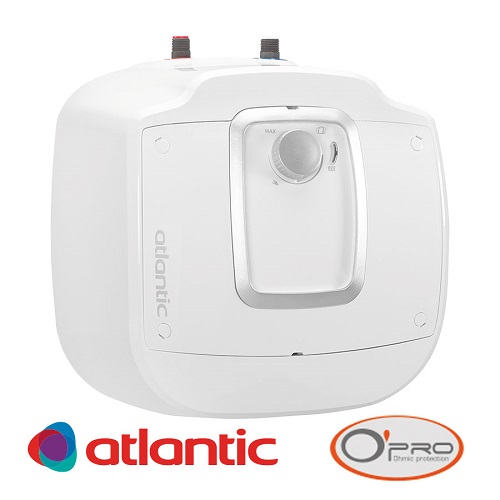 Бързонагряващ бойлер Atlantic Ondeo 10л за монтаж под мивка