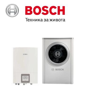 Термопомпена система Bosch Compress 6000 AW-5 Mono-energetic