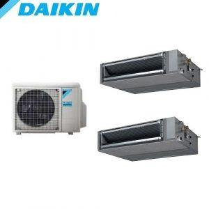 Мулти сплит система Daikin с 3MXM68N и FBA-A9