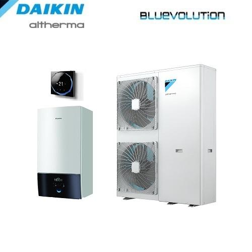 Термопомпа Daikin Altherma 3 HW EABX16D6V/EPGA11DV - 11KW