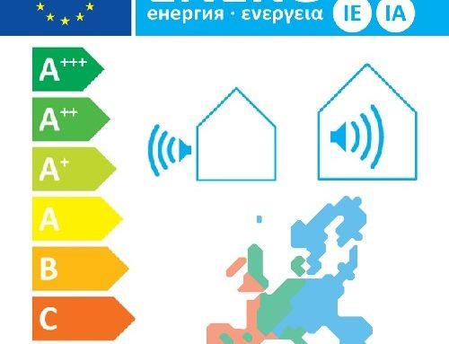 Какво означават етикетите за енергийна ефективност при електроуредите?