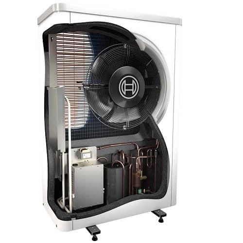 Термопомпена система Bosch Compress 6000 AW-5 AWM Mono-energetic