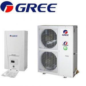 Термопомпена система GREE VERSATI II GRS-CQ16 Pd / NaЕ-M
