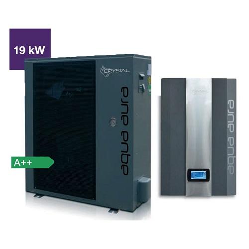 Термопомпена система Crystal, Aqua Aura 19 kW