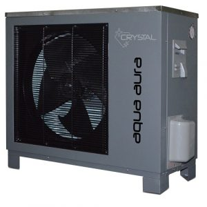 Термопомпена система Crystal, Aqua Aura 9 kW