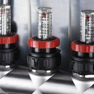 Колектор за подово отопление 3 кръга Oventrop