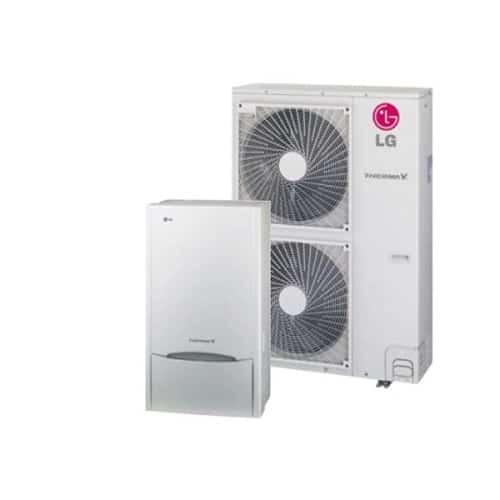 Термопомпена система LG HU121-HN1616