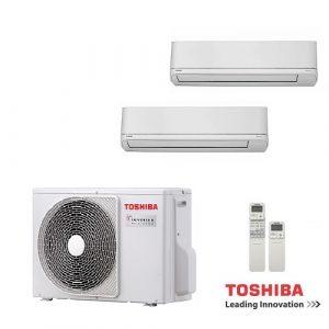 Мулти сплит система Toshiba с RAS-2M18U2AVG