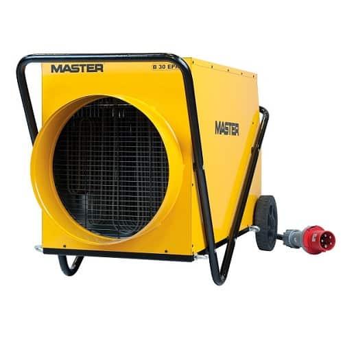 Електрически отоплител Master B 30ERP, 15-30 KW