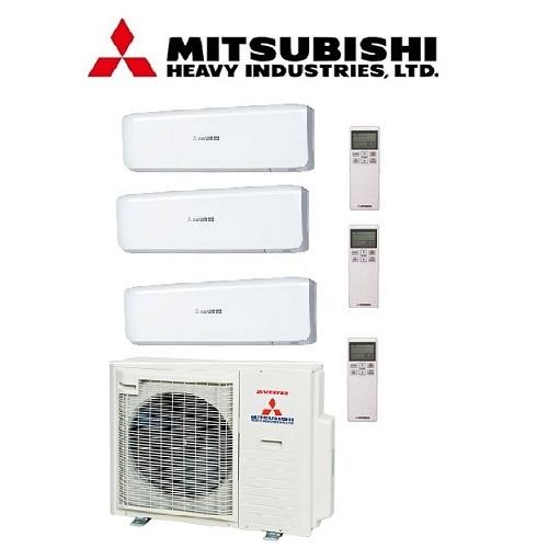 Мулти сплит система Mitsubishi Heavy с SCM80ZS-W