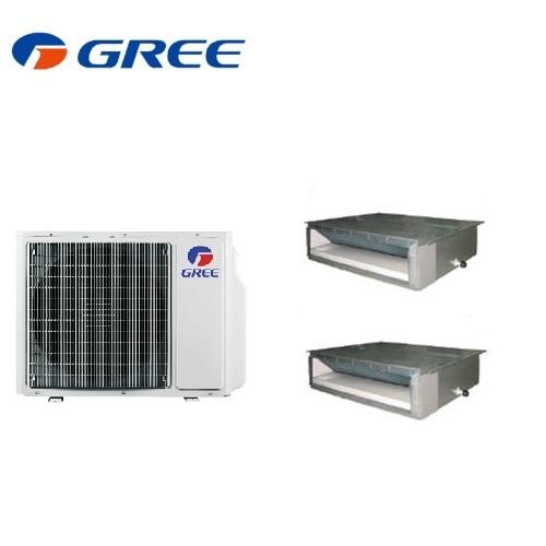 Мулти сплит система GREE с GWHD(18)NK6LO LCLH-2 и GFH-EA