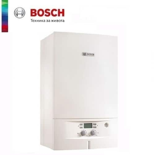 Двуконтурен газов кондензен котел Bosch Condens 2300i W - 24KW