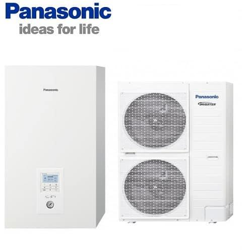 Термопомпена система Panasonic WH-SXC09H3E5/WH-UX09HE5