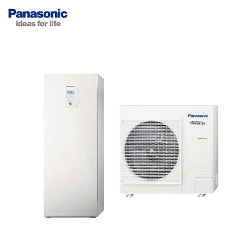Термопомпена система Panasonic  WH-ADC0309H3E5 / WH-UD07HE5-1