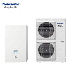 Термопомпена система Panasonic   WH-SDC12H6E5/WH-UD12HE5