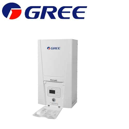 Термопомпена система GREE VERSATI II GRS-CQ10Pd/NaE-K