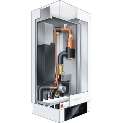 Термопомпена система VIESSMANN Vitocal 200-s, 5.7- за отопление
