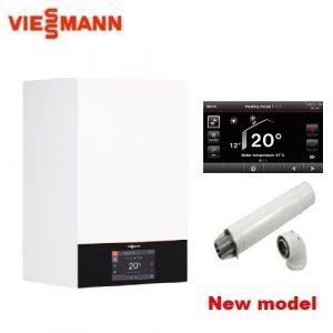 Пакет с газов едноконтурен кондензен котел VIESSMANN VITODENS 200-W - Z020728 - 11kW