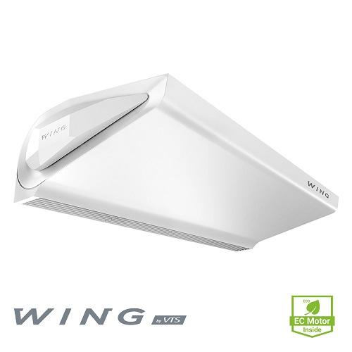 Въздушна завеса WING E200ЕC с инверторен вентилатор