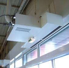Газова топлинна завеса Winterwarm  ACR20
