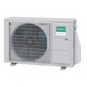 Климатик General Fujitsu ASHG09KGT/AOHG09KGC