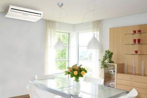подово-таванни климатици
