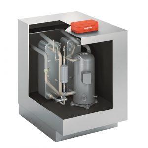 Термопомпа Vitocal 300-G, тип BW/BWS - 301.A21