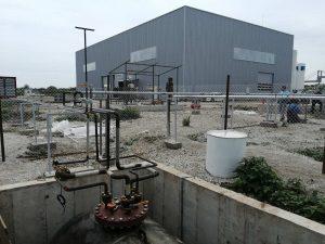 Резервоар за пропан-бутан за хоризонтален, надземен монтаж – 1300 л.